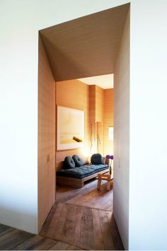 Concealed storage Arts and Crafts Living Room in by Pierre Yovanovitch Architecture d'Intérieur Contemporary Apartment, Contemporary Interior, Interior Architecture, Interior And Exterior, Pierre Yovanovitch, Zeitgenössisches Apartment, St Moritz, French Interior, Interior Inspiration