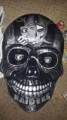 Raider Nation, Oakland Raiders Logo, Raiders Wallpaper, Raiders Stuff, Mommy Loves You, Raiders Baby, Lowrider Art, Sports Art, Sports Teams