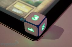 DICE+ digital chance cube hands-on - Engadget Galleries