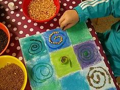 spirale, maternelle