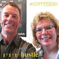 Today Kathy Lee and I talked about how Talent Development Specialists hustle for My CoffeeADay Initiative: 1 Coffee, 1 Person, Every Day.   http://coffeeaday.net/post/118222672356/today-kathy-lee-and-i-talked-about-how-talent