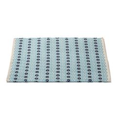 Wave Rug 2x3 Ivory Aqua, $63, now featured on Fab.