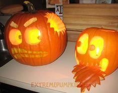 Jerk pumpkin #ExtremePumpkins #Halloween
