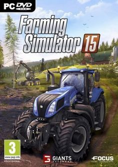 Farming Simulator 15 [CODEX] Torrent İndir - Download