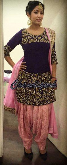 Punjabi Designer suit