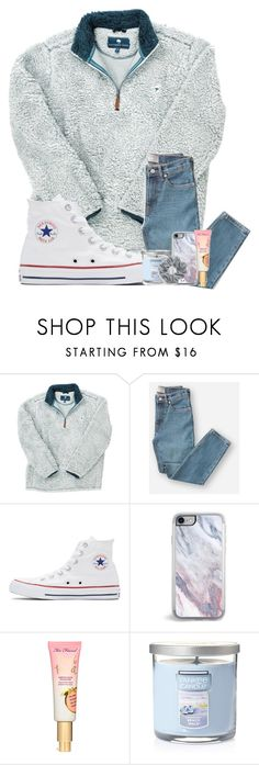 """""""Untitled #1"""" by preppypuffpuff on Polyvore featuring Everlane, Converse, Zero Gravity, Yankee Candle and Natasha"""