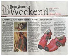 Bisnis Indonesia Weekend 2 August 2015 Proud as PRibuMI...®