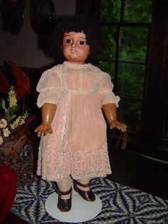 Beautiful Antique Black FG Child   eBay