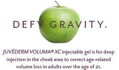 JUVÉDERM® Injectable Gel (Cross-Linked Hyaluronic Acid) Dermal Fillers