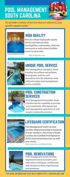 8cb803c9461b Pool management South Carolina committed to providing you with the highest  quality in South Carolina Pool Management. We provide a variety of services  that ...