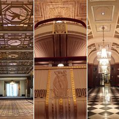 The Starlight Roof, Grand Ballroom, and Silver Corridor are only a few of the stunning Waldorf Astoria interiors that are in danger of being gutted! Tell the LPC the Waldorf is worth preserving! NYC.gov/html/mail/html/maillpc.html