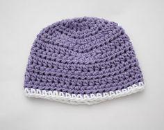Little Abbee: Tutorial: Basic Crochet Hat!
