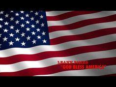 """LeAnn Rimes """"God Bless America"""""""