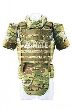 Бронежилет «Модуль 4» является бронежилетом модульного типа и относится к бронежилетам наружного ношения полужесткого типа. Полный комплект...
