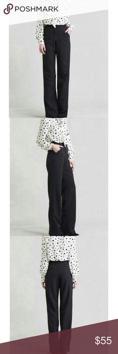 Brisbane Pants by Paper Crown Classic black pants from Paper Crown, a high end designer line created by Lauren Conrad. Original price was $188, now on sale for $112 but sold out in this size (and most others). Paper Crown Pants