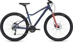 2016 Specialized Jynx Sport 650b - (Gloss Navy/Pearl Coral/White)
