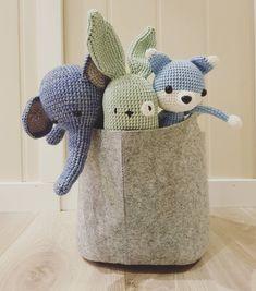 DIY crochet toys by @minihekling #grenediy