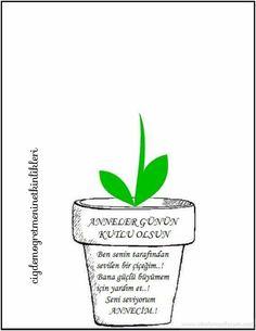Ben Annemin çiçeğiyim..!  | OKUL ÖNCESİ FORUM