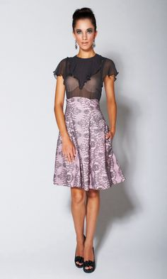 Full Skirts! #SpringFashion #trends #fashion #shop briseeley.com/products-page/silence