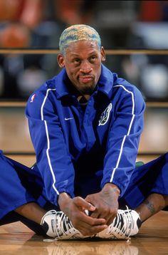 Dennis Rodman Dallas Mavericks