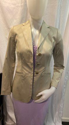 Beige Blazer, Ann Taylor, Jackets, Women, Fashion, Beige Blazer Mens, Down Jackets, Moda, Fashion Styles