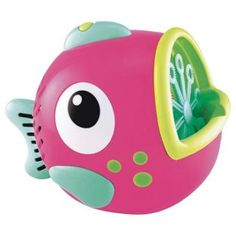 Find Early Learning Centre Flora The Fish Bubble Machine at The Entertainer. Shop the full range. Bubble Maker, Bubble Machine, Learning Centers, Early Learning, Elc Toys, Childrens Outdoor Toys, Bubble Birthday Parties, 3rd Birthday, Bubble Fish