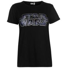 Ladies Character T Shirts Online: Star Wars T Shirt – Novelty-Characters