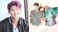 BTS's Rap Monster And The Chainsmokers Show Each Other Some Love