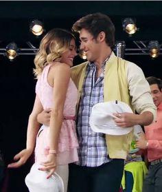 Look at that chemistry Violetta Outfits, Violetta Disney, Violetta Live, Sebastian Yatra, Batman And Catwoman, Youtubers, Music Tv, My Princess, Disney Channel