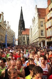 Lauf, Münster lauf! Am 07.07. startet der 7. Brooks Münster-City-Run