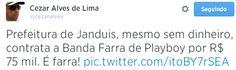 RN POLITICA EM DIA: DO TWITTER DE CÉZAR ALVES...