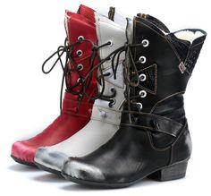 b58375d519fa7 TMA Damen Stiefel Boots Stiefeletten Winterstiefel Gefüttert Freizeitschuhe  8166