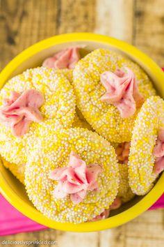 Lemon Raspberry Cookies Recipe