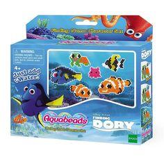 Disney / Pixar Finding Dory & Nemo Aquabeads Set, Multicolor