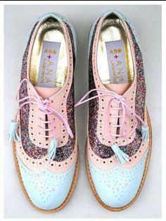 Sock Shoes, Cute Shoes, Me Too Shoes, Shoe Boots, Shoes Sandals, Dress Shoes, Swing Dance Shoes, Women Oxford Shoes, Unique Shoes