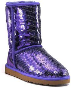 "Ugg® Australia ""Sparkle"" Short Boots - UGG Australia"
