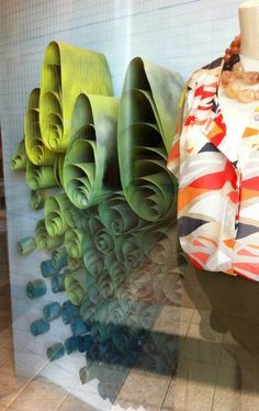 More giant size quilling