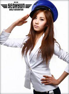 SNSD - Genie Seohyun