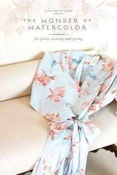 A perfect keepsake gift for the bride and bridesmaids. www.PlumPrettySugar.com