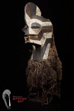 Songye Kifwebe Male Mask, D.R. Congo