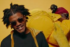 """#B2HH Smino """"Anita"""" (Remix) ft. T-Pain St. Louis singer-rapper Smino releases new visual performing """"Anita"""" (Remix) featuring T-Pain. The original track was taken from Smino newly released album """"blkswn"""" . Stay connected with Smino on Twitter and Instagram. Happiness is infectious! Press Play on """"Anita"""" (Remix) featuring T-Pain, You'll feel better right away…"""