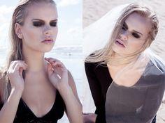 "Black widow""Mourning for emotions, repressed and buried…""  Model: Wieteke Konings @ Innocence model agency Make-up, styling, concept & fotografie: Stephanie Verhart"