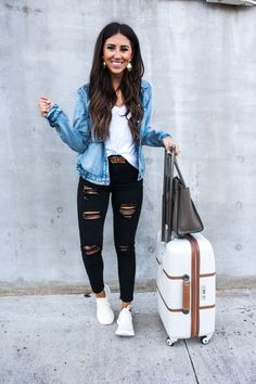 Travel Style With Ni