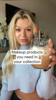 Fast Makeup, Dope Makeup, Beauty Makeup, School Looks, Contour Makeup, Makeup Dupes, Everyday Makeup Tutorials, Easy Everyday Makeup, Makeup For Beginners