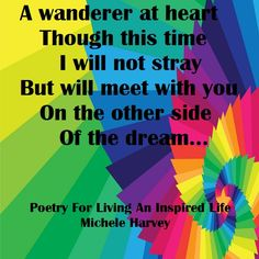"""""""Poetry For Living An Inspired Life: Poems as Spiritual Meditation,"""" an excerpt from a poem in the book. #books #poetry"""