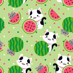 Watermellons!!! \ (^ ▽ ^) / – Melancias!!! \ (^ ▽ ^) /