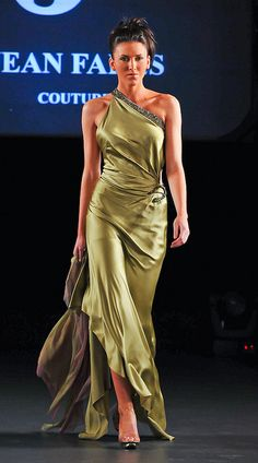 Jean Fares Couture - Fall 2008 by bnittoli, via Flickr