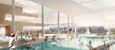 HOTEL FOR SØNDERBORG HARBOUR FRONT BY HENNING LARSEN ARCHITECTS