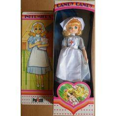 Nurse Candy Candy doll