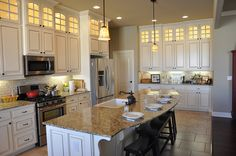 just the way I like a kitchen: clean